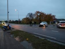 Motorrijder gewond bij botsing met auto op N320 in Lienden