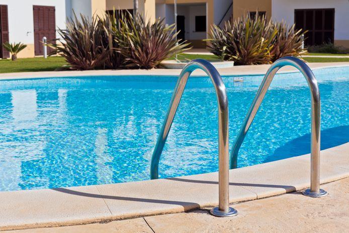 Een zwembad, foto ter illustratie.