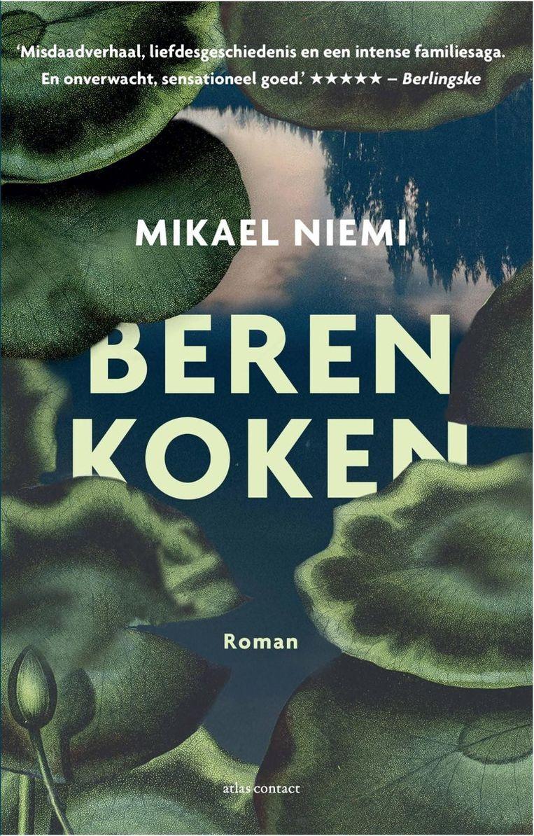 Beren koken Beeld Mikael Niemi