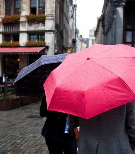 Des pluies modérées mais continues pour entamer la semaine