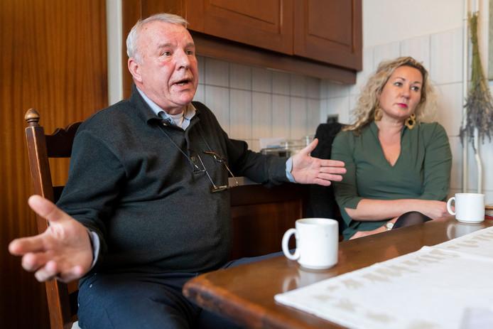 Jos van Son en advocaat Esther Vroegh blikken terug op de veroordeling van Van Son.