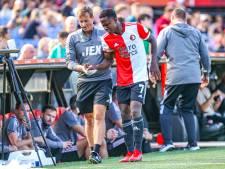 Blessure Sinisterra lijkt mee te vallen; Feyenoord rekent op aanvaller in Conference League