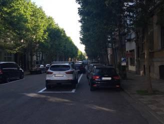 """Versmalde parkeerstroken op Zuid zorgen voor chaos: """"Een 'Cliootje' past nog net maar alles wat groter is..."""""""