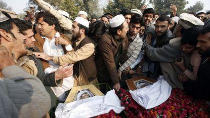 Pakistan voert doodstraf voor terreuraanslagen weer in