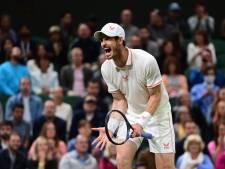 Murray na intens gevecht: 'Speel nog steeds vanwege momenten als deze'