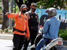 Bali expulse des touristes étrangers qui ne respectaient pas le port du masque