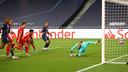 Le Bayern de Munich a remporté la finale de la ligue des Champions UEFA 2020 à Lisbonne en gagnant 1-0 face au PSG (Paris Saint-Germain) le 23 Août 2020 grâce à un but de Coman.
