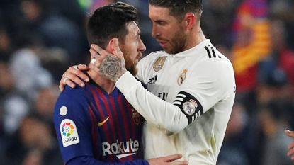 Spaanse profliga wil Clásico in Bernabéu in plaats van in Camp Nou, Real en Barça zien dat niet zitten
