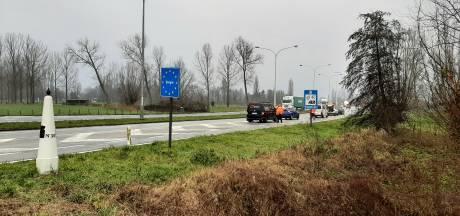 Politie controleert aan de grens met België, alleen nog waarschuwing voor wie er niks te zoeken heeft