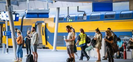 Uren geen trein tussen Arnhem en Ede na aanrijding bij Wolfheze