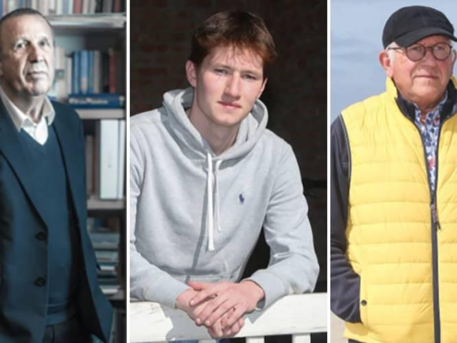 """Verandert dat spuitje je leven? Yenthe (17), Kurt (68) en Pierre (71) zijn al gevaccineerd: """"Ik voel me geruster"""""""
