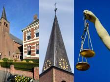 Oorlogstijd bij kerk Woensdrecht: verkoop én klok staan stil, enige dat loopt is rechtszaak