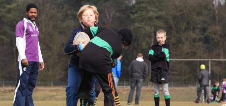 Groeiende Wageningse rugbyclub raakt in de knel: 'Veroordeeld tot sportpark De Zoom en we hebben snel een eigen veld nodig'