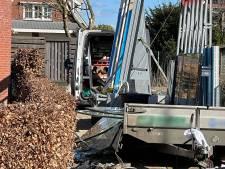 Traumahelikopter ingezet voor ernstig ongeval op bouwplaats in Reutum