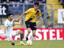 Azzagari biedt gebroken NAC-fans hoop