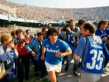 Maradona mist docu-première in Cannes