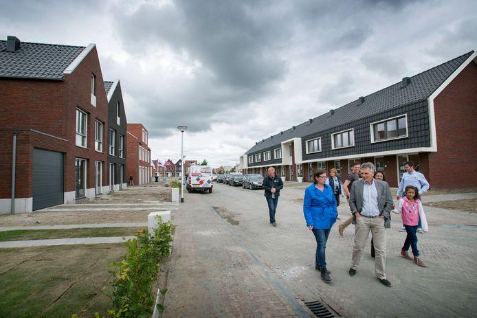 Al in 2014 werden er woningen opgeleverd in Poortwijk III. Nu, ruim vijf jaar later, is de wijk zo goed als af.