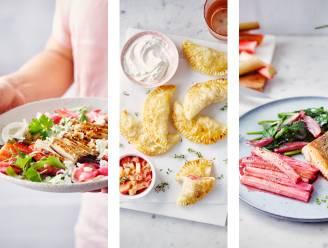 Rara ... Rabarber! 3 verrassende gerechten met deze veelzijdige lentegroente