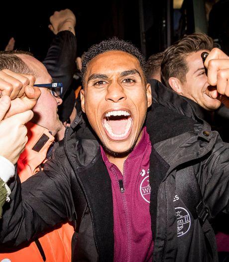 Willem II licht optie: Driess Saddiki blijft een jaar langer in Tilburg