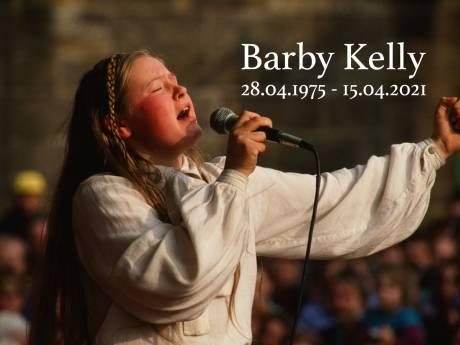 Groot verdriet bij The Kelly Family: zangeres Barbara (45) plotseling overleden