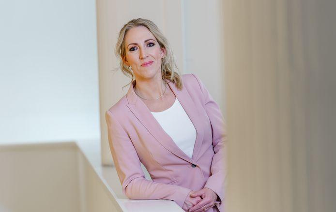 Lijsttrekker Lilian Marijnissen van de SP.
