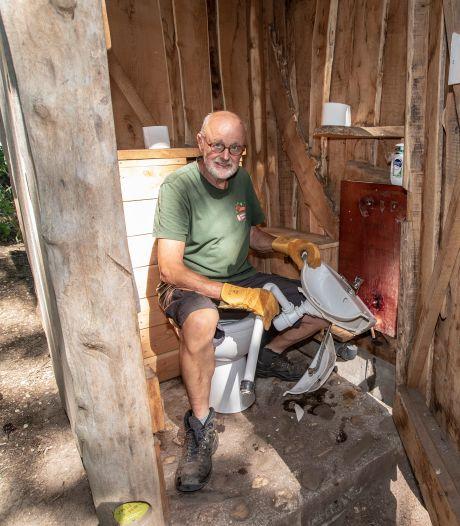 Ook vandalen 'leven zich uit' in avonturenbos Groesbeek