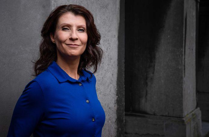 Portret van Esther Ouwehand, lijsttrekker en Tweede Kamerlid voor de Partij van de Dieren (PvdD).