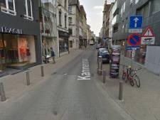 Parkeren in Kammenstraat verboden tijdens solden
