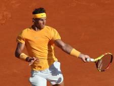 Nadal eenvoudig naar kwartfinales In Monte Carlo
