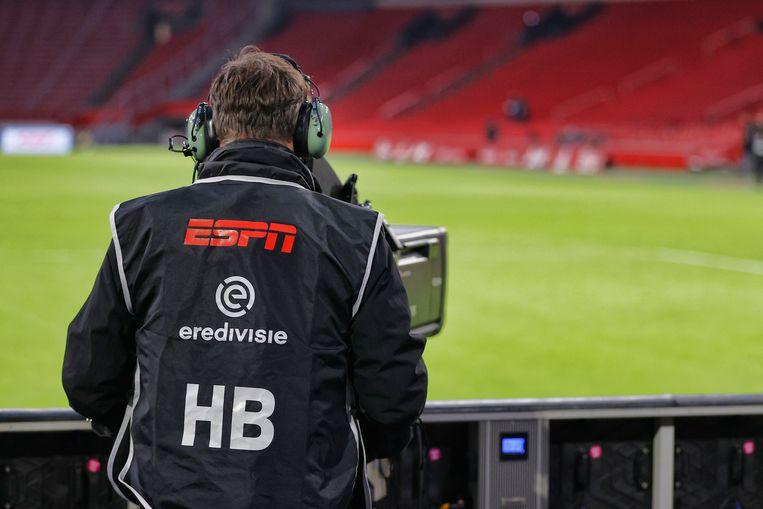 Fox Sports is nu ESPN, en toch bleef alles heerlijk hetzelfde
