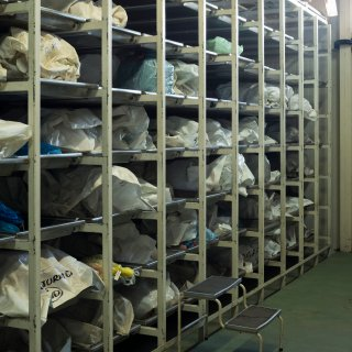Wat nog rest van de genocide in Srebrenica vervaagt