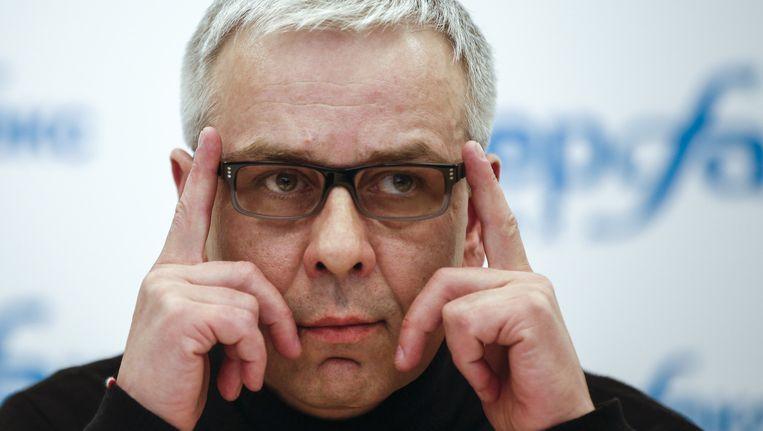 Dmitry Kovtun, één van de mannen die verdacht wordt van de moord op Litvinenko. Beeld AP