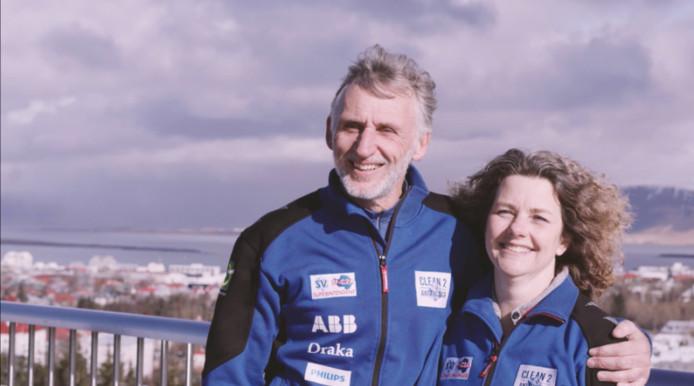 Edwin en Liesbeth ter Velde