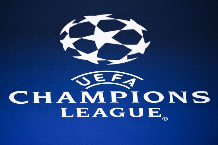 Logo van de Champions League.