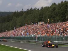 Spa-Francorchamps: de eerste van twee oranjefeesten op rij voor Max Verstappen