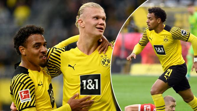 Malen bij Dortmund voorlopig in schaduw Haaland: 'Hij is zijn gedoodverfde opvolger'