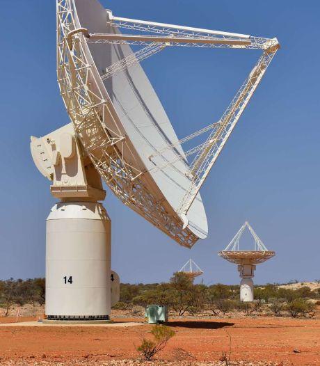Australië neemt krachtigste telescoop ter wereld in gebruik