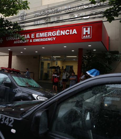 Politie in Rio schiet Spaanse toeriste dood bij versperring