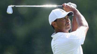 Tiger Woods treedt ook aan op British Open