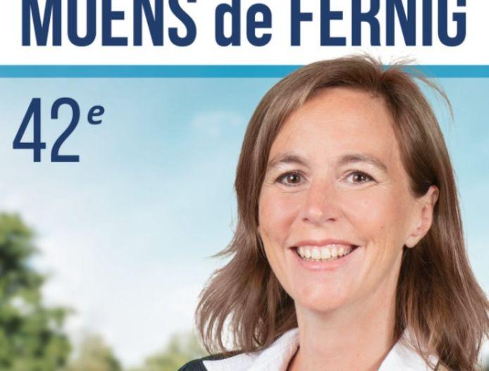 Sabine Moens de Fernig