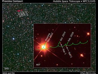 Hubble gaat in 2014 op zoek naar de buurman van de aarde