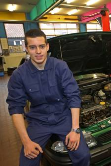 Drie scholieren gaan voor titel beste automonteur van 't land