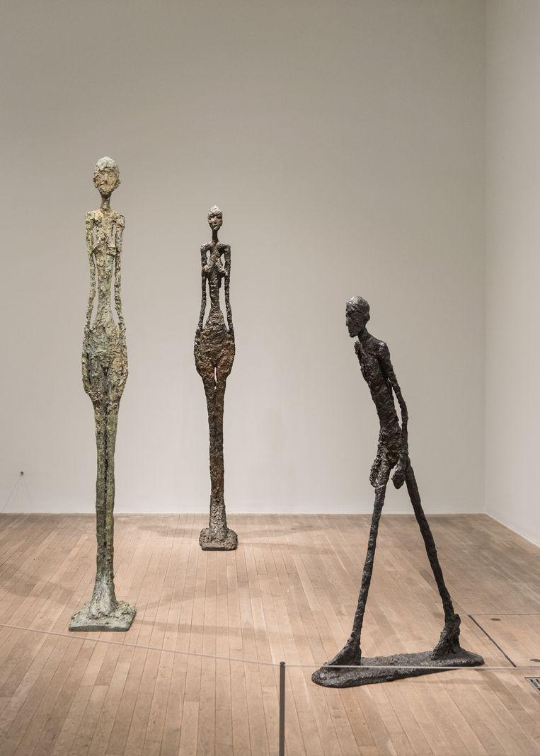 Alberto Giacometti, Tate Modern Beeld rv Joe Humphrys - Tate