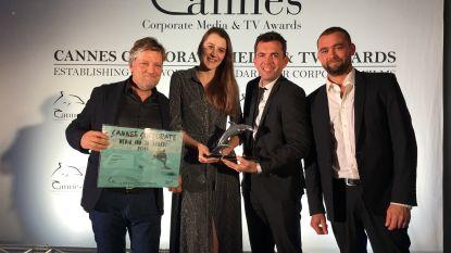 Baggeraar De Nul krijgt Zilveren Dolfijn in Cannes voor beste bedrijfsfilm
