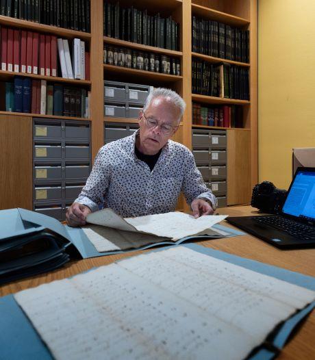Ton Sliphorst gaat onderzoeken hoe Veldhovenaren vroeger leefden: 'We zien wel hoe lang we nodig hebben'