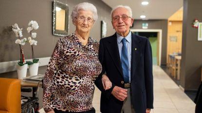 Alex (98) en Maria (94) vieren 75ste huwelijksverjaardag
