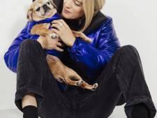 Marie Papillon, la petite amie d'Angèle, sort une collection de doudounes assorties pour maîtres et chiens