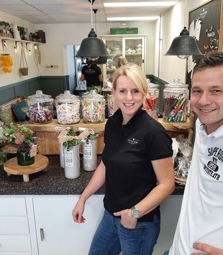 Rachel opent cadeauwinkel Lokaal Geluk in Bornerbroek: 'Sfeer is voor mij heel belangrijk'