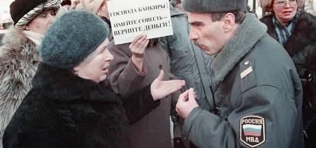 Crisis in Rusland: 'Als je een extra pak rijst zag, kocht je dat'