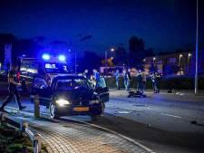 Motorrijder zwaargewond bij botsing met auto op Nijverheidsstraat in Bemmel